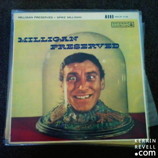 Spike Milligan - Milligan Preserved
