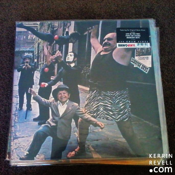 The Doors - Strange Days - Sealed